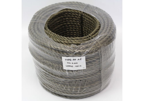 PP cord 6 of 8mm
