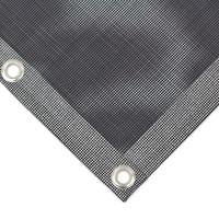 Gaaszeil PVC 600 gr/m² NVO M1 op maat