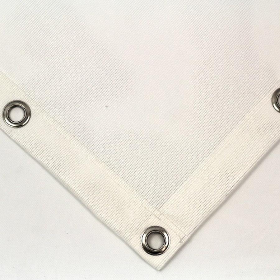 Gaaszeil PVC 320 NVO - B1 op maat - Wit