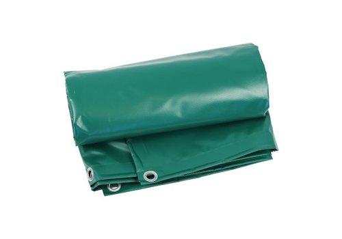Afdekzeil 8x10 PVC 600 - Groen