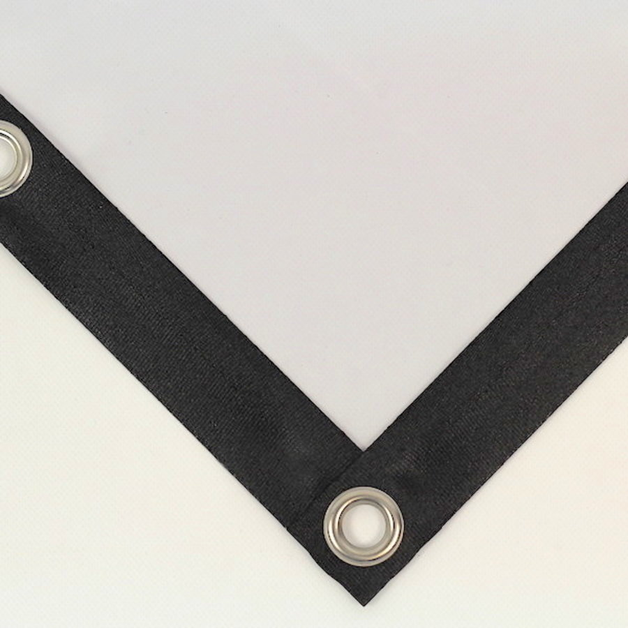 Transparent tarp PVC foil 0.5mm FR