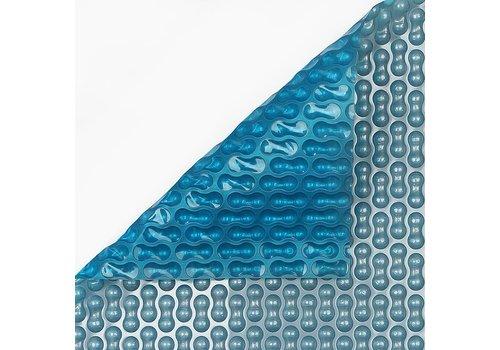Noppenfolie 2x2,60m Blauw/Zilver 400 micron Geobubble