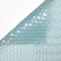 Zwembadzeil 2x2,60m noppenfolie Sol+Guard 500 micron Geobubble