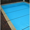 Pool cover lashing straps Winter