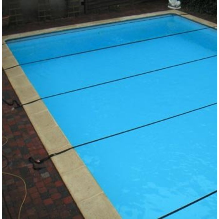 Pool cover lashing straps Winter (2-part set)