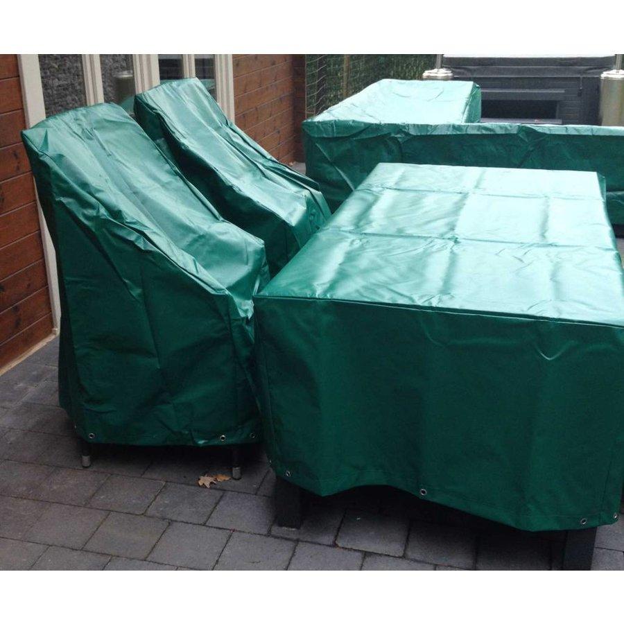 Hoes PVC 600 gr/m² op maat