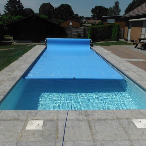Summer cover pool