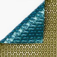 Bubble Blue/Gold 500 micron Geobubble pool cover