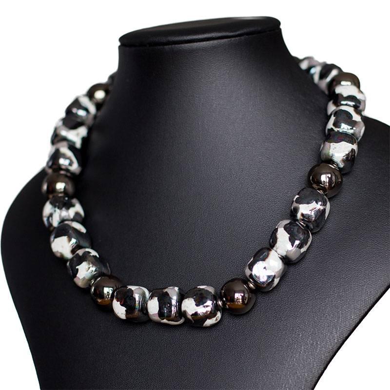 Kazuri Halsketten Halskette - Fair Trade Produkt