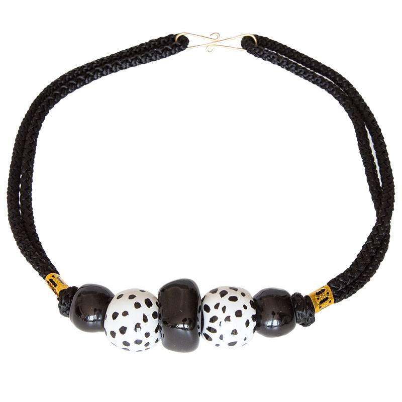 Kazuri Halsketten Süße Ketten