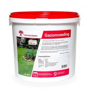 Gazonvoeding 200m² - € 28,95