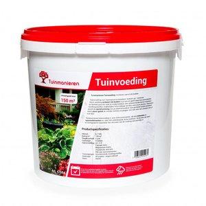 Tuinvoeding 150m² - € 28,95