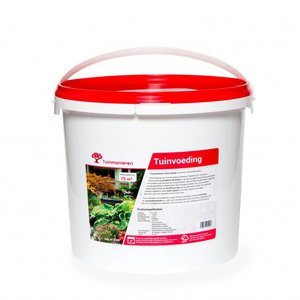 Tuinvoeding 75m² - € 19,95