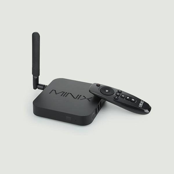 Minix Neo U9-H 4K HDR Android TV Box / Mini PC - Android-Warehouse