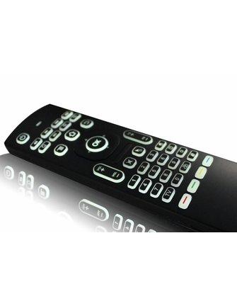 ANDROIDBOX MX3 PRO 2.4 Ghz Flymouse / Toetsenbord met inleerfunctie