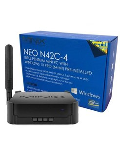 NEO N42C-4 WINDOWS 10 PRO MINI PC