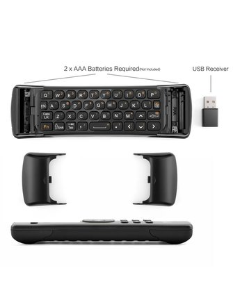 MINIX NEO A2 LITE V2 Flymouse / Keyboard with a wide range of useful functions.