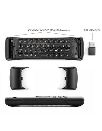 MINIX NEO A2 LITE V2 Flymouse / Toetsenbord met een breed scala aan handige functies.