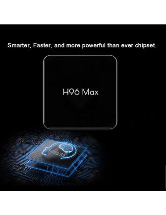 ANDROIDBOX X96 MAX X2 AMLOGIC S905X2 QUADCORE 2.0 GHZ.