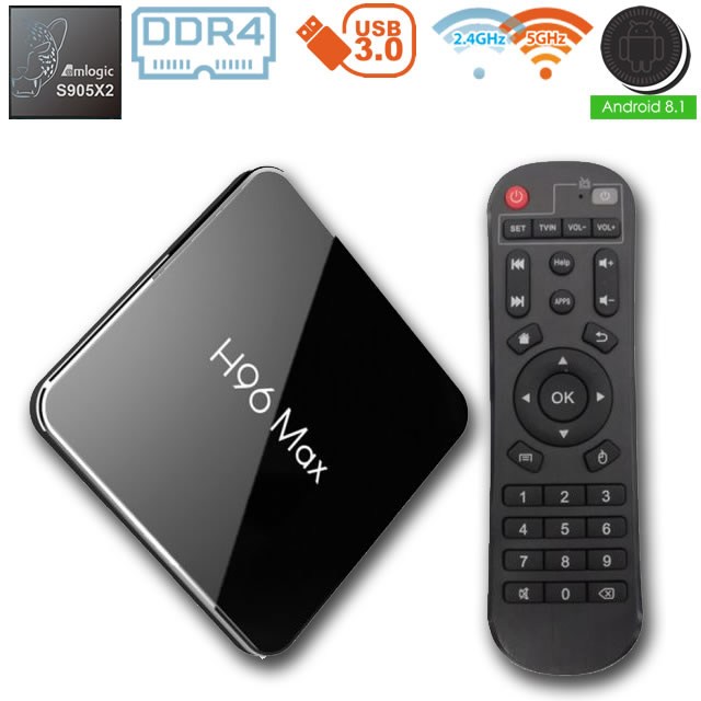 UGOOS AM2 64-BIT AMLOGIC S905 2 0 GHZ QUADCORE ANDROID TV