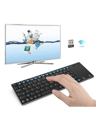 MINIX NEO K2 | Ultraflache Tastatur mit Multi-Touchpad