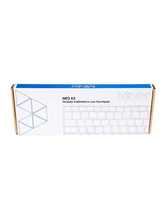 MINIX NEO K2 | Ultra Slim Keyboard with Multi-Touchpad