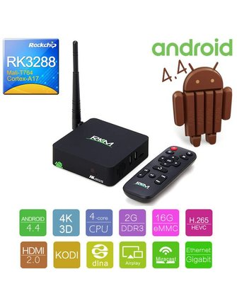 RKM / Rikomagic RKM / RIKOMAGIC MK902II ANDROID TV BOX / ANDROID BOX / MINI PC