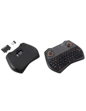 Riitek Rii Mini ONE I28 - All In One Controller / Operations (Flymouse / Airmouse / Keyboard / Controller / Gamepad)