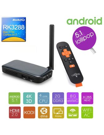 Ugoos UM3 ROCKCHIP RK3288 QUADCORE ANDROID TV STICK / ANDROIDSTICK / MINI PC