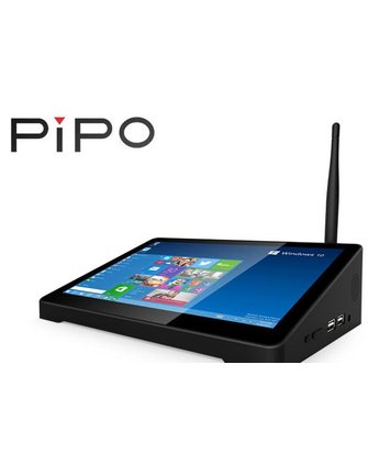 PiPo X10 PRO 10.8 INCH INTEL Z8350 TOUCHSCREEN WINDOWS TV BOX