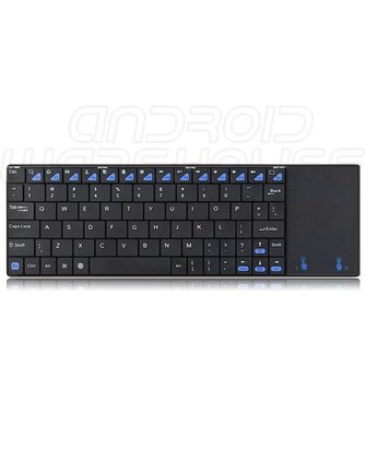 Riitek Rii Mini K12+ Ultra Slim Keyboard met Multi-Touchpad