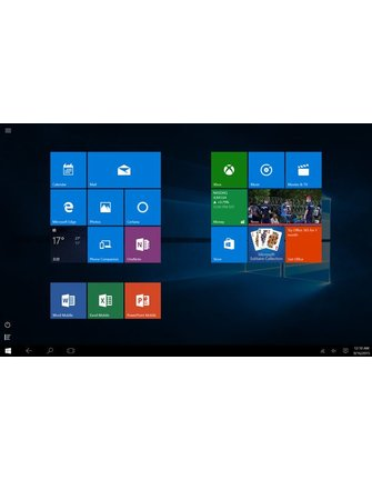 PiPo Pipo X9S Touchscreen Intel Z8350 Kirsch Trail Windows-TV-Box