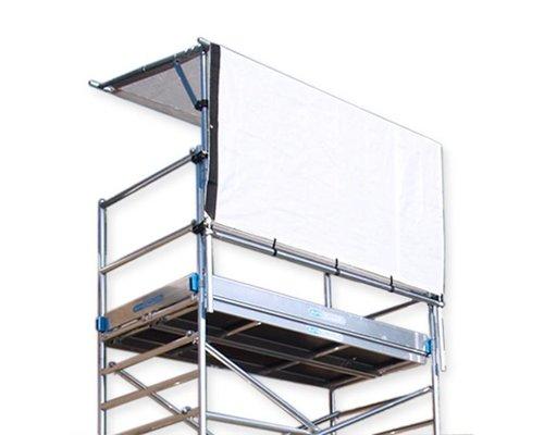 Euroscaffold Doorwerktent 190 cm compleet