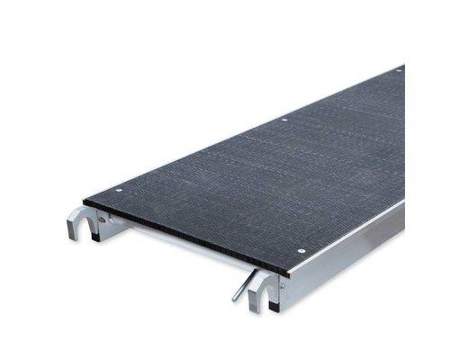 Euroscaffold Platform zonder luik 400 cm carbondeck (lichtgewicht)