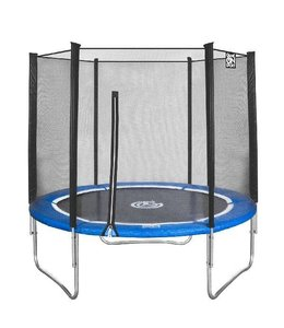 Game On Sport Game On Sport Jumpline Trampoline Set 244 cm Blauw