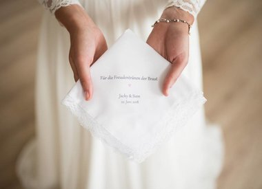 Für Braut & Bräutigam