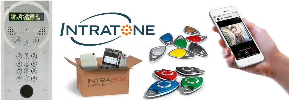 Intratone Intercom and Access Control Systems