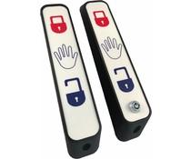 WC Schaltungsset mit 2 Touch-Bedienungsschalter