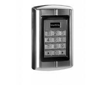 SmartKing™ Metal waterproof contactless wiegand reader, HID, EM & PIN