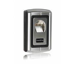 SmartKing™ Breed vingerscanner, EM badge ,12Vdc,wiegand 26,2000 card,1000 gebr