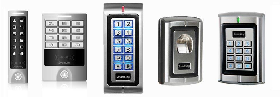 Jetzt verfugbar: SmartKing™ Zutrittskontrolle
