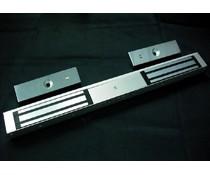 SmartKing™ Magnet 3000N 12/24VDC (lock position and door position) for double door, monitored with built-in bond sensor