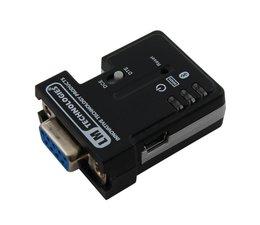 Bluetooth adapter tbv connectie tussen PC en Crawford CSL400 / Besam SUK100 / EM Entrematic R-FIT