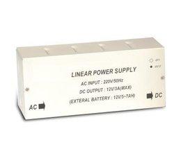 SmartKing™ Voeding  12V/3A (gesplit) zonder 12V/7AH batterij