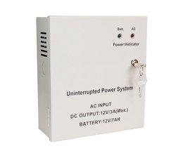 SmartKing™ Stromversorgung 12V/3A ohne 12V/7AH Batterie