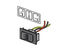 3 positions toggle switch PS-3B for EMSW