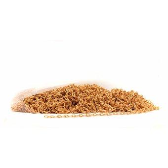 Kettinggordijn Liso ® Ketting zak a 50 meter Oranje