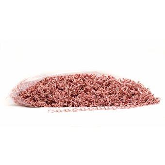 Kettinggordijn Liso ® Ketting zak a 50 meter Roze