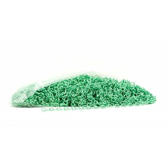 Kettinggordijn Liso ® Kettensack ein 50 Meter hellgrün