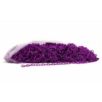 Kettinggordijn Liso ® Kettenbeutel 50 Meter lila